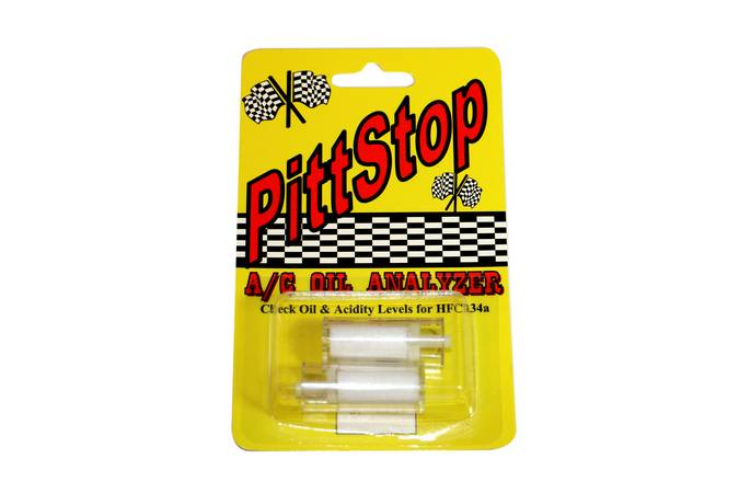 Envirosafe Pittstop R134A Oil Checker 2 Pack #5030A Photo - Click to Enlarge
