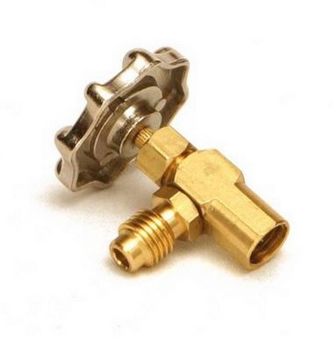 Envirosafe R-134a Brass Top Tap #5015 Photo - Click to Enlarge