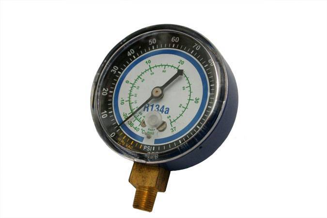 Envirosafe Replacement Lowside Gauge #3210 Photo - Click to Enlarge