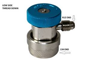 Lowside Thread Down Coupler #3065 - Click to Purchase