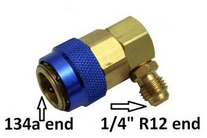 Lowside Professional Snap Coupler 134 #3045 - Click to Purchase