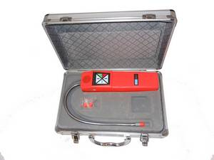 Pittstop CPU-C Halogen Leak Detector #5040 - Click to Purchase