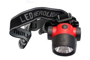 6 LED Bulb Headlight #3500 - Click to Purchase