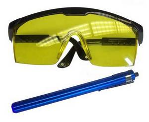 UV Glasses & Blacklight Kit #3530 - Click to Purchase