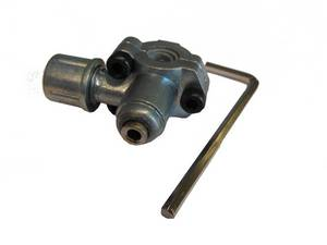 Envirosafe BPV-31 Bullet Piercing Tapping Valve Photo - Click to Enlarge