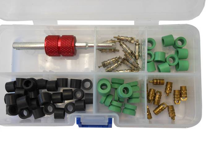Envirosafe Valve Core, Hose-Seal, & Gasket Kit CH-239 #5150 Photo - Click to Enlarge