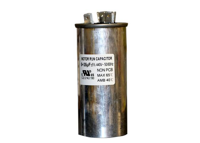 Envirosafe Motor Run Capacitors for Home/Industrial A/C #3472 Photo - Click to Enlarge