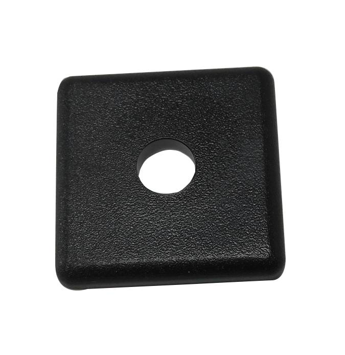 Envirosafe T Slot Small Black Plastic Cap Cover #2015 Photo - Click to Enlarge