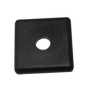 T Slot Small Black Plastic Cap Cover #2015 - Click to Purchase