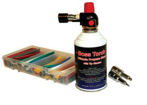 Heat Shrink & Soldering Kit #5445 - Click to Purchase