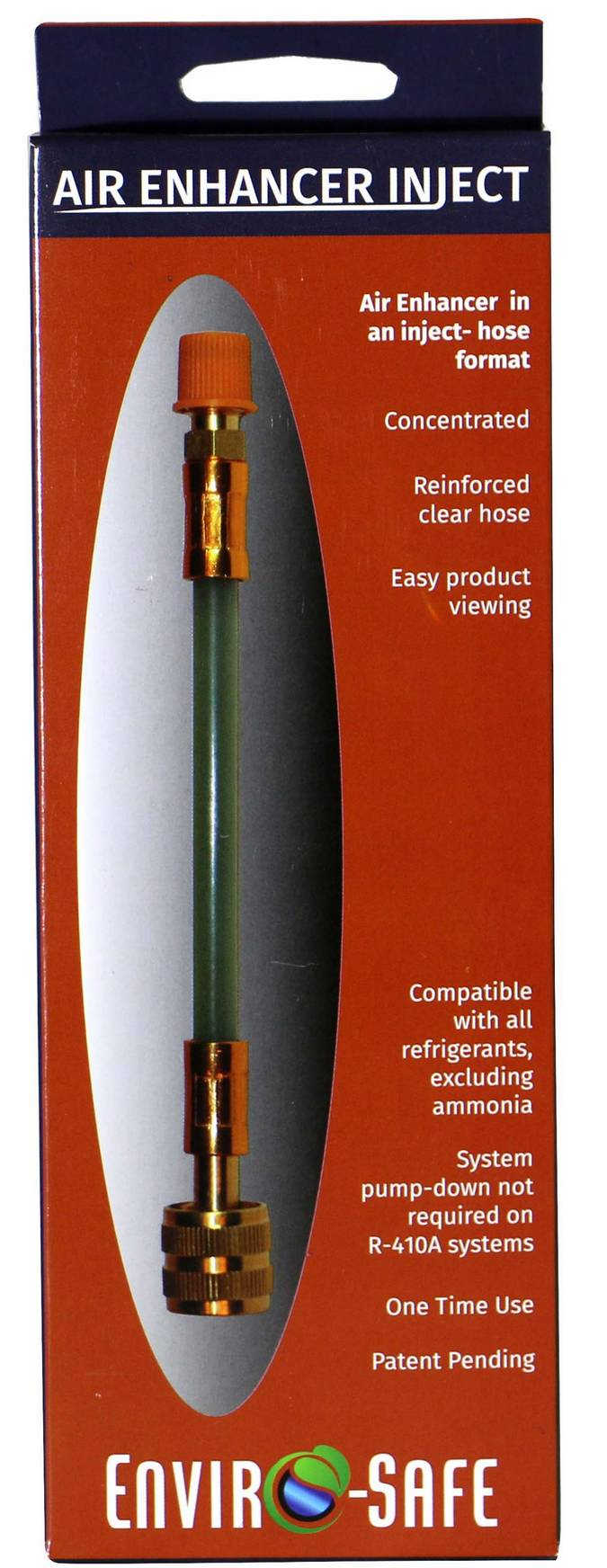 Envirosafe Air Enhancer Inject Photo - Click to Enlarge
