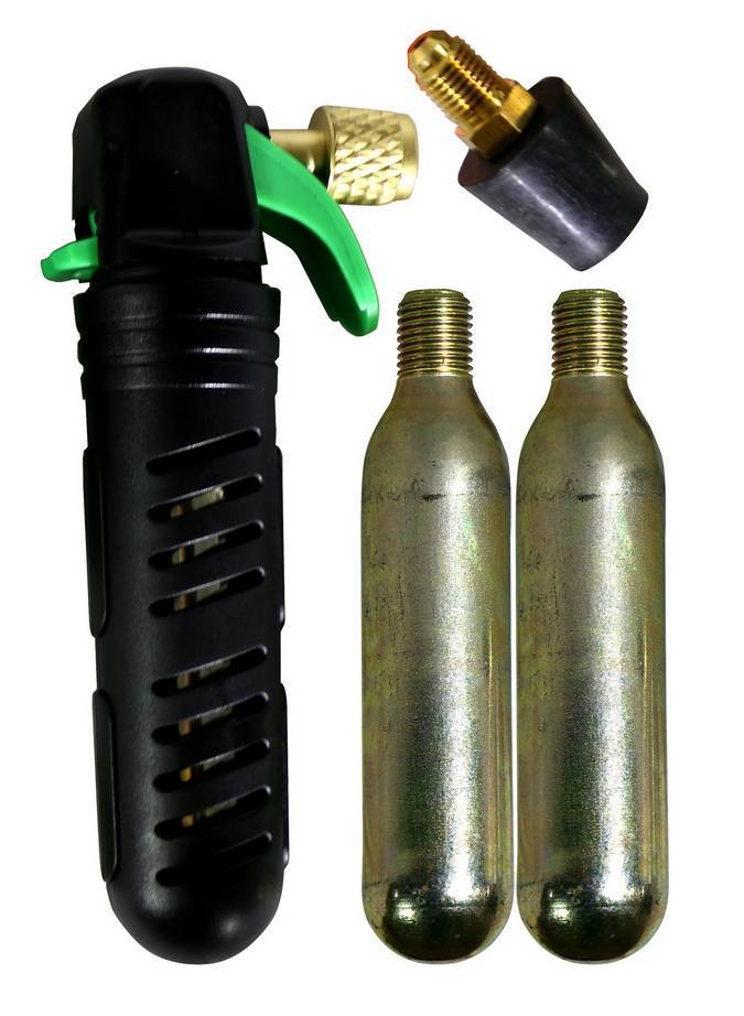 Envirosafe Magnum D.I. Inject Gun for Home A/C and Automotive Use #9990 Photo - Click to Enlarge