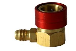 R1234YF High Side Snap Coupler #3626 - Click to Purchase
